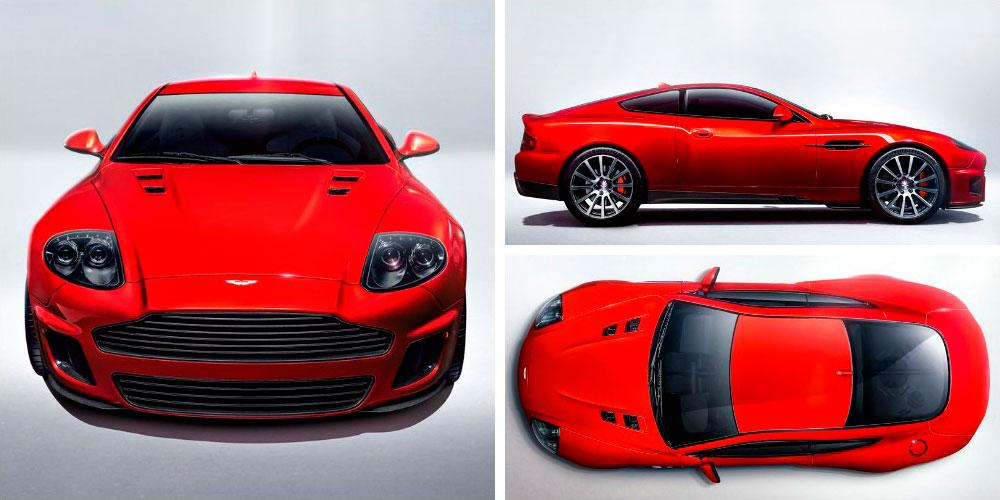 Aston Martin Callum Vanquish 25 by R-Reforged 2020 года