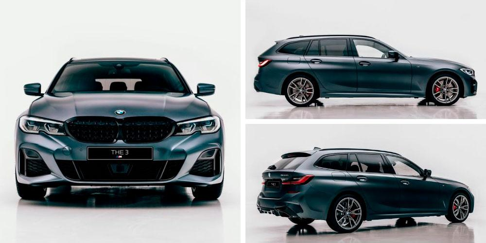 BMW M340i xDrive Touring First Edition 2020 года