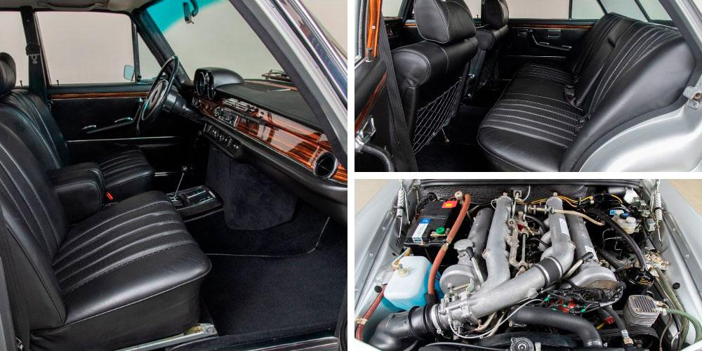 Mercedes-Benz 300 SEL 6.3 1969 года, Canepa