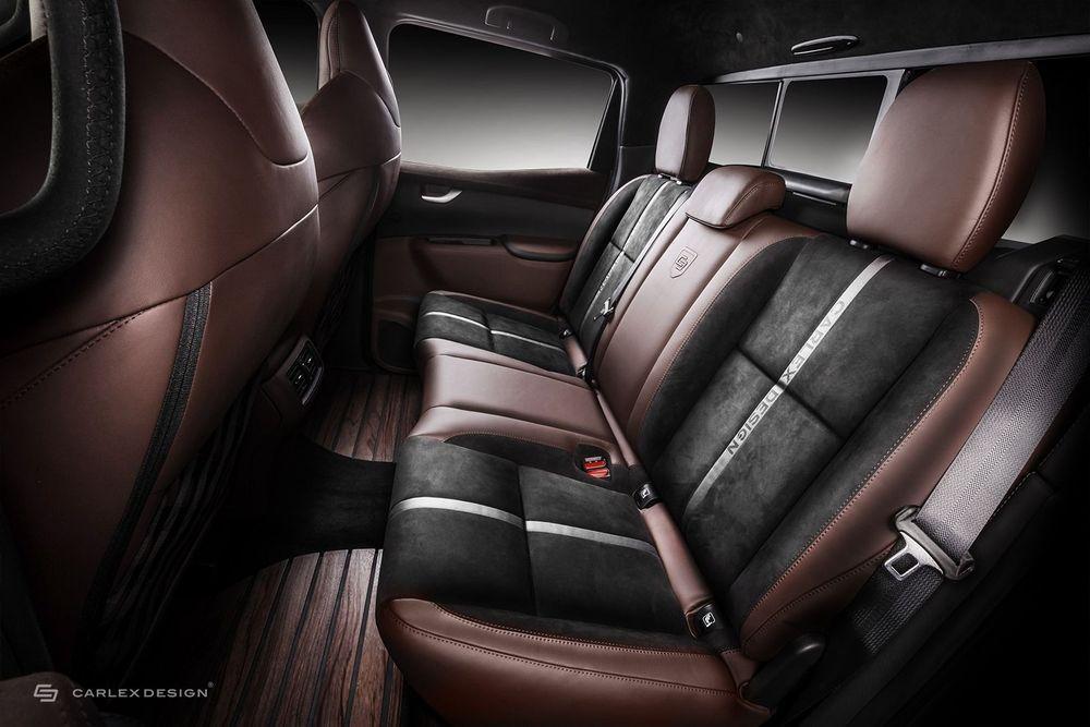 Mercedes-Benz X-Class Exy Yachting by Carlex Design 2020 года