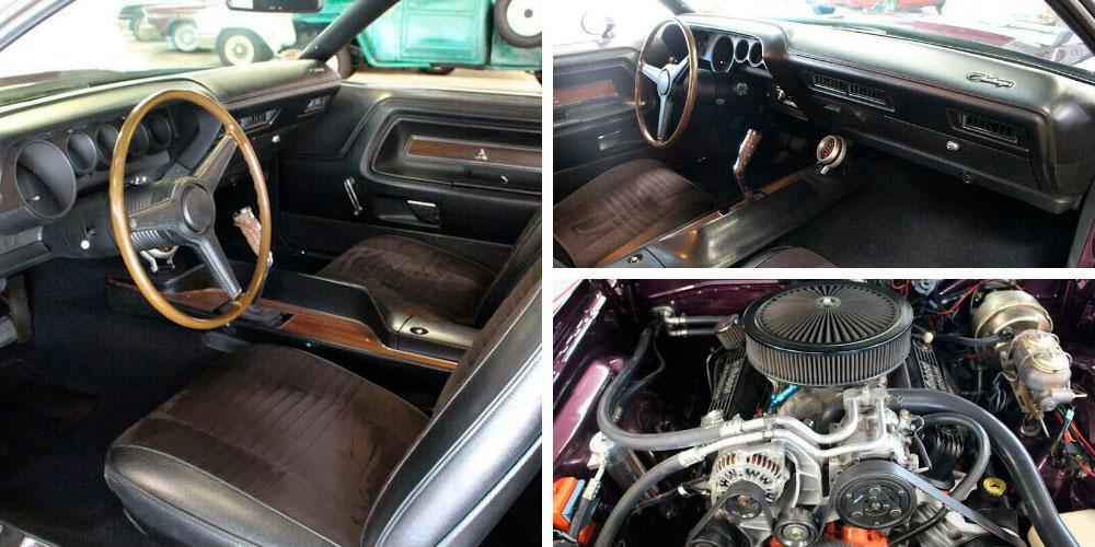 Dodge Challenger Hardtop 1970 года