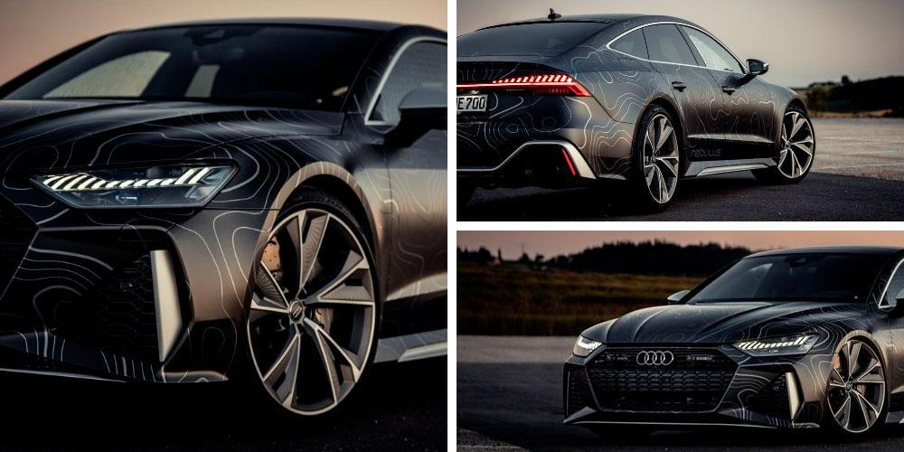 Audi RS7 Sportback Nebulus by HGP Turbo Retrofitting & BlackBox-Richter