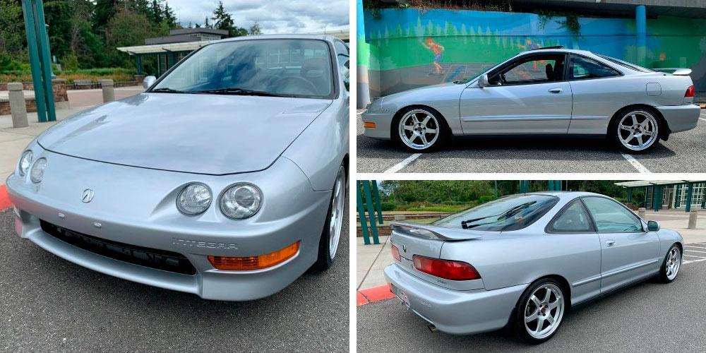 Acura Integra GS-R Coupe 2001 года, Bring A Trailer