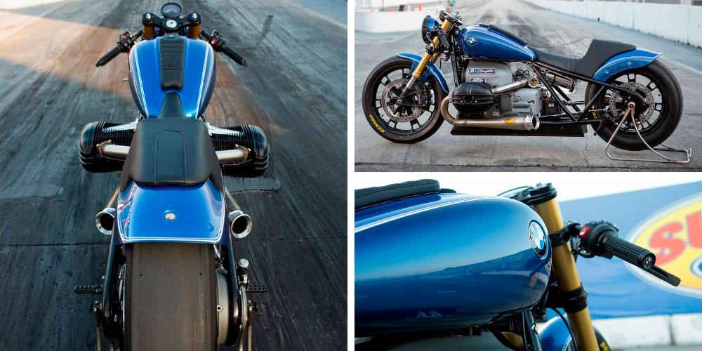 BMW R 18 Dragster 2020 года