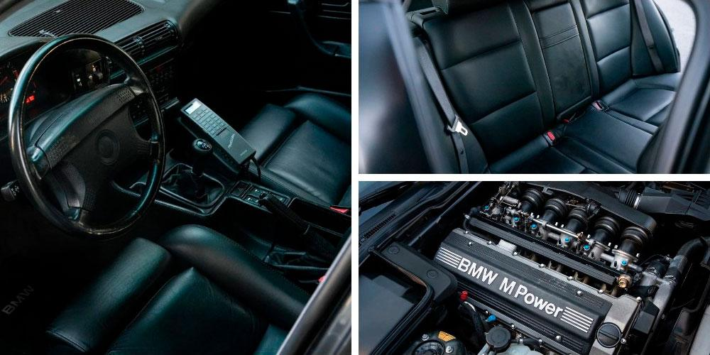 BMW M5 Touring 1992 года, Bring A Trailer