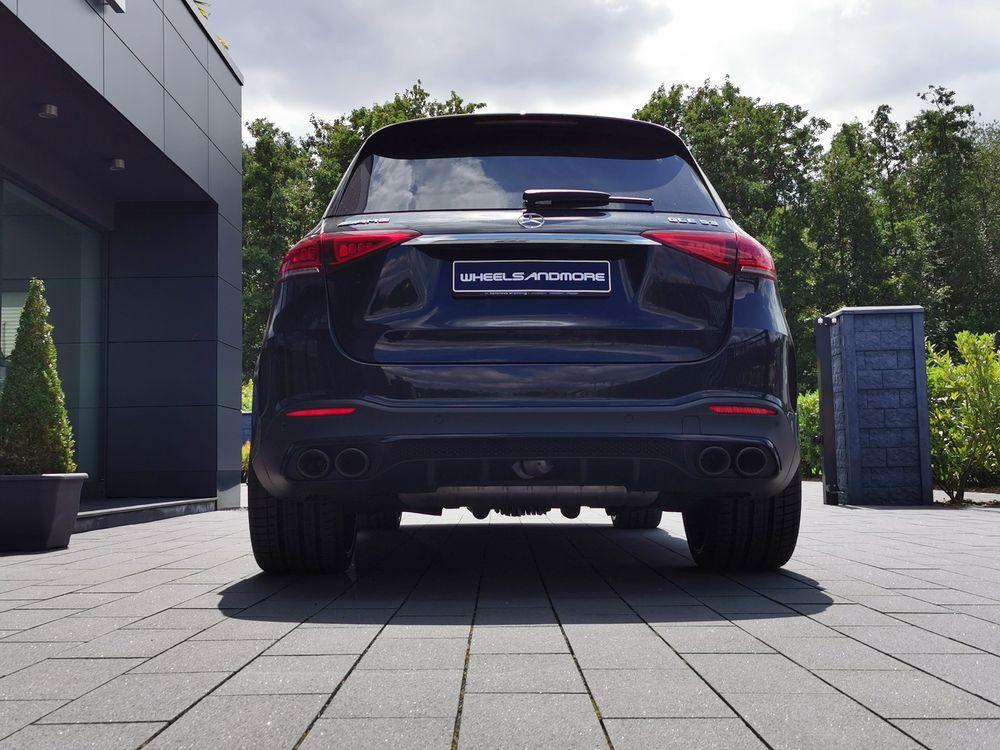 Mercedes-AMG GLE53 4Matic+ by Wheelsandmore 2020 года