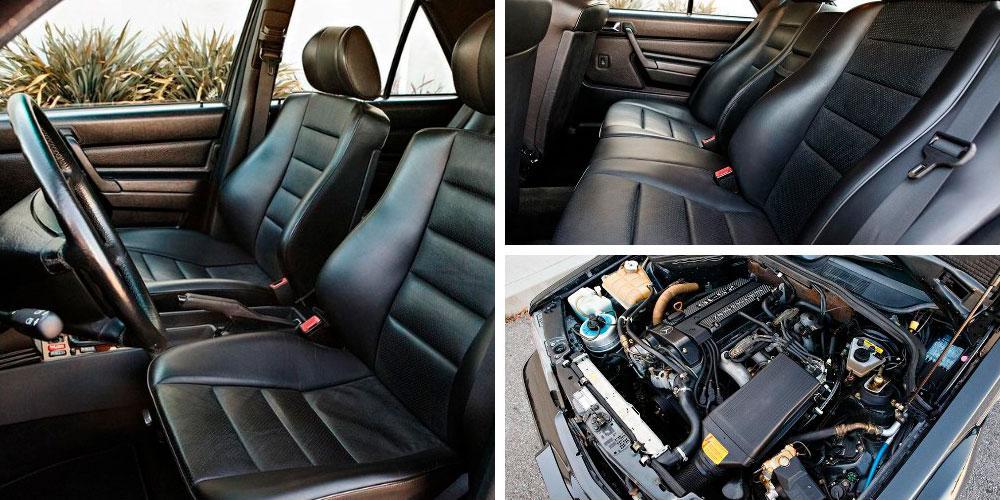 Mercedes-Benz 190 E 2.5-16 Evolution II 1990 года, Gooding & Company