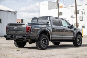 Ford Raptor VelociRaptor 500 by Hennessey 2017 года, Bring A Trailer