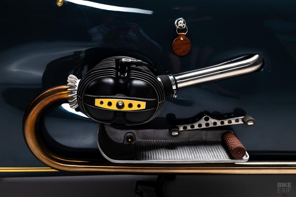 Phantom на базе BMW R100