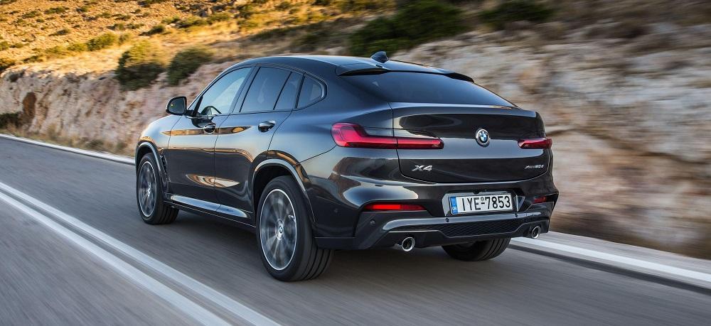 модель BMW X4