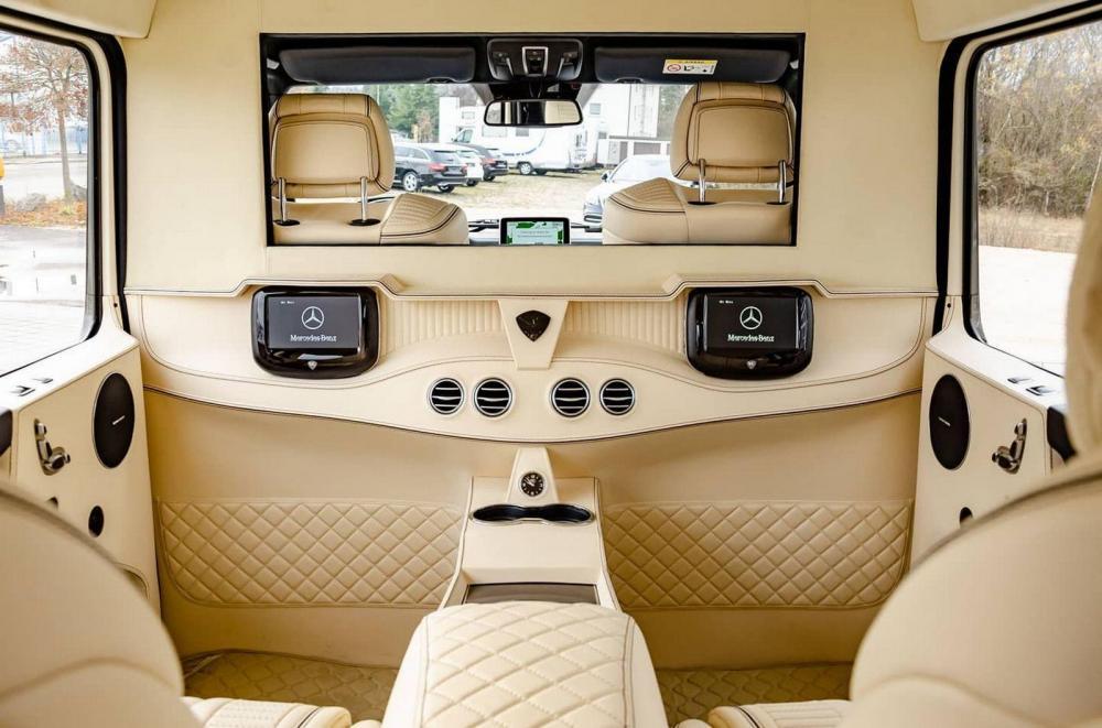 Mercedes-Benz G Class 63