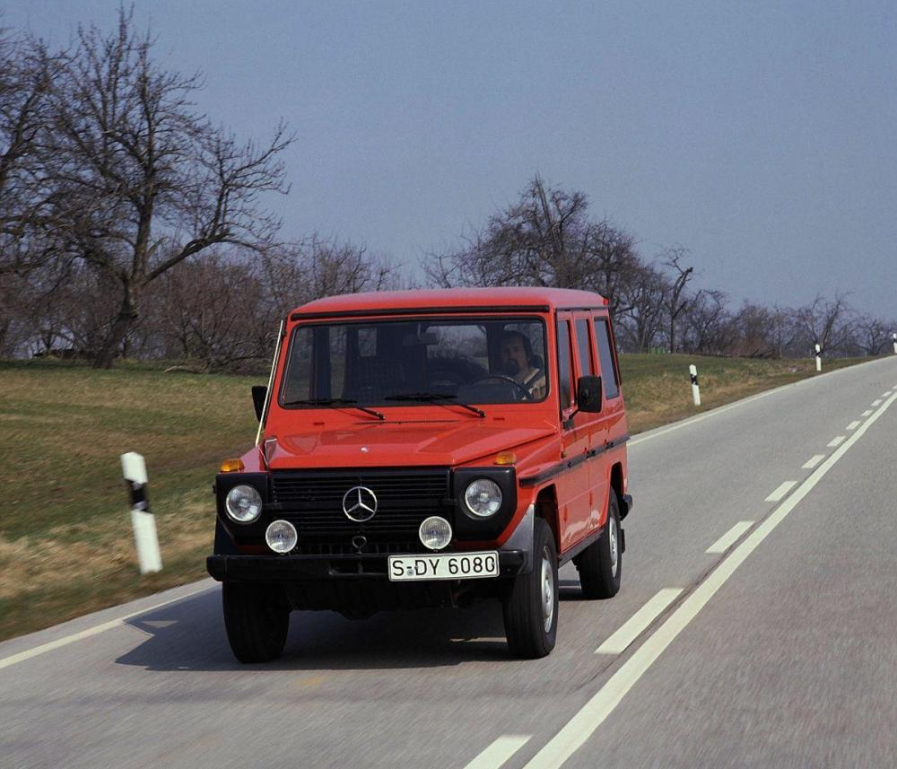 Mercedes-Benz G-Class 1979