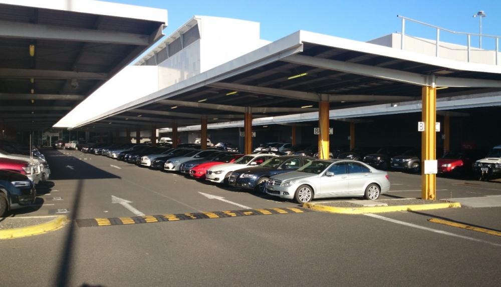 10 городов с самыми дорогими парковками, Австралия