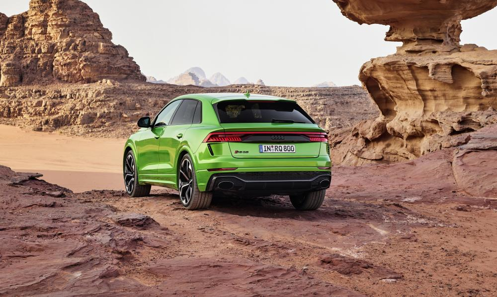 фото Audi RS Q8