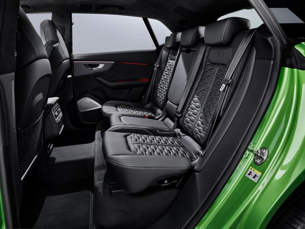 Audi RS Q8 салон
