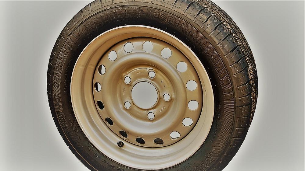 Полноразмерные запасные шины