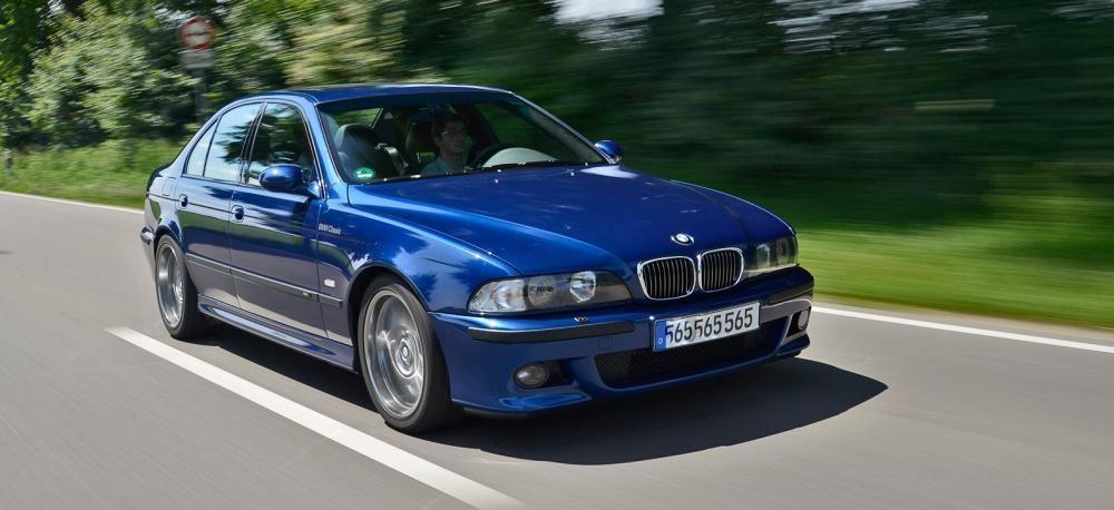 BMW M5 (E39) 1998