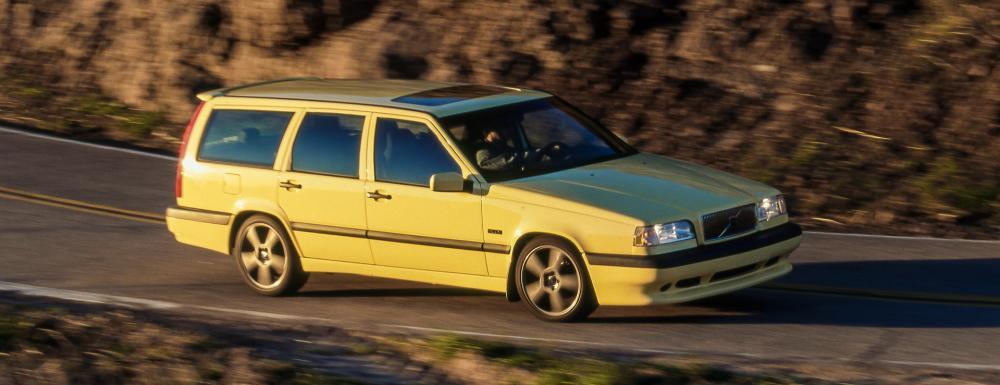 VOLVO 850 T-5R 1995