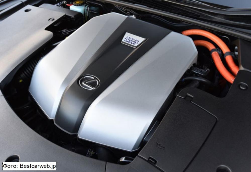 двигатель lexus