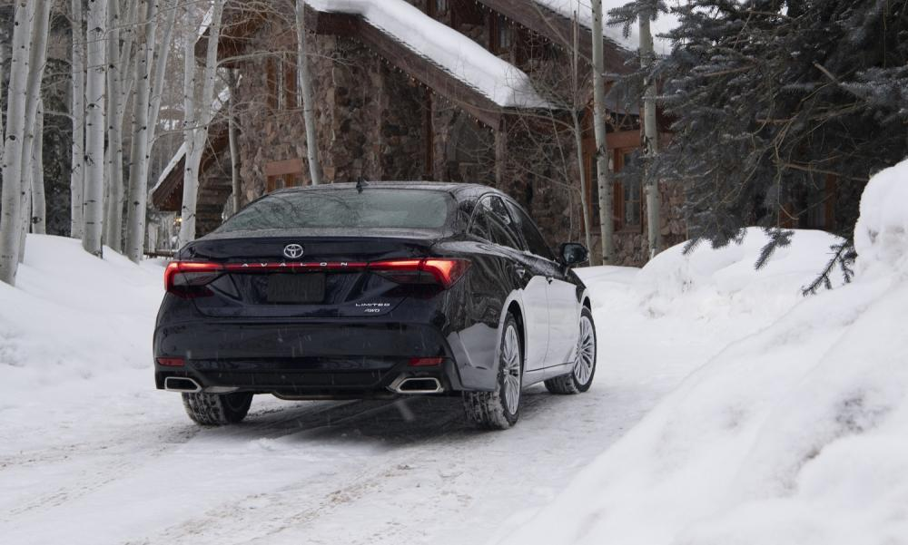 Toyota Avalon Limited AWD