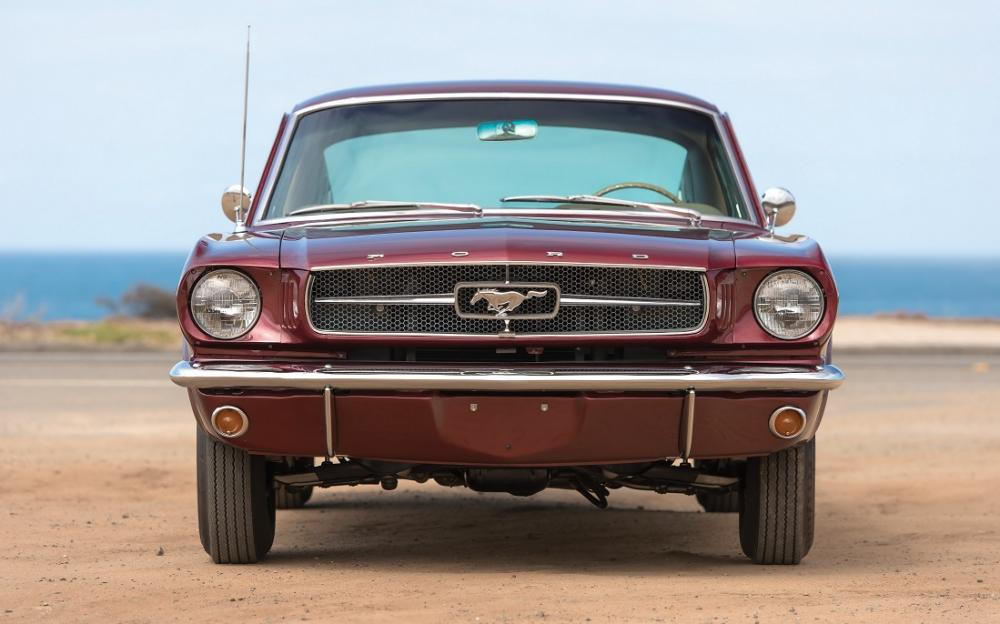 Ford Mustang 1965 год