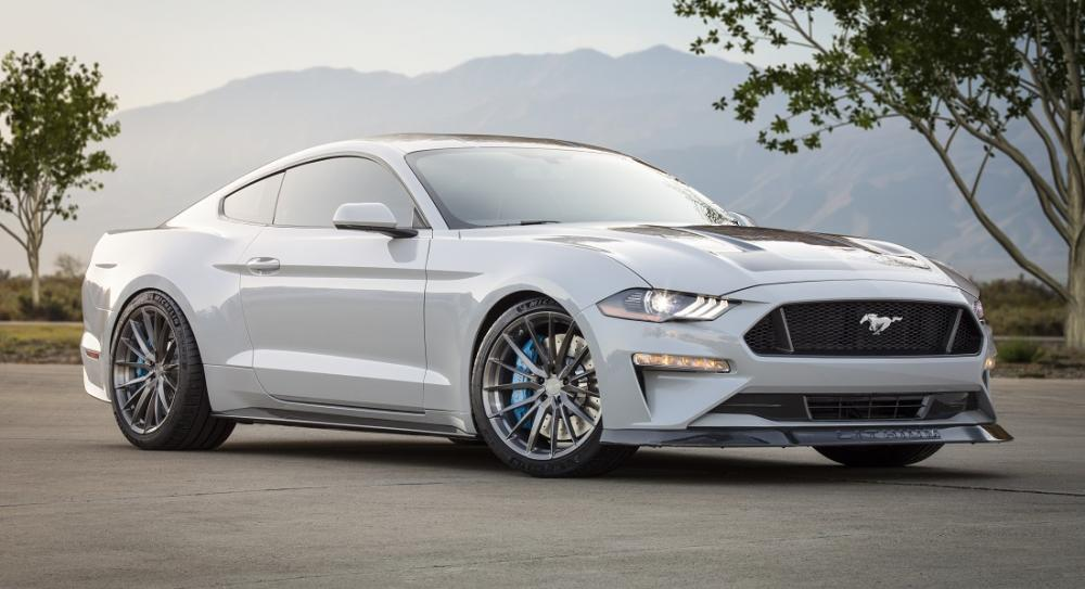 Ford Mustang Lithium 2019 год.