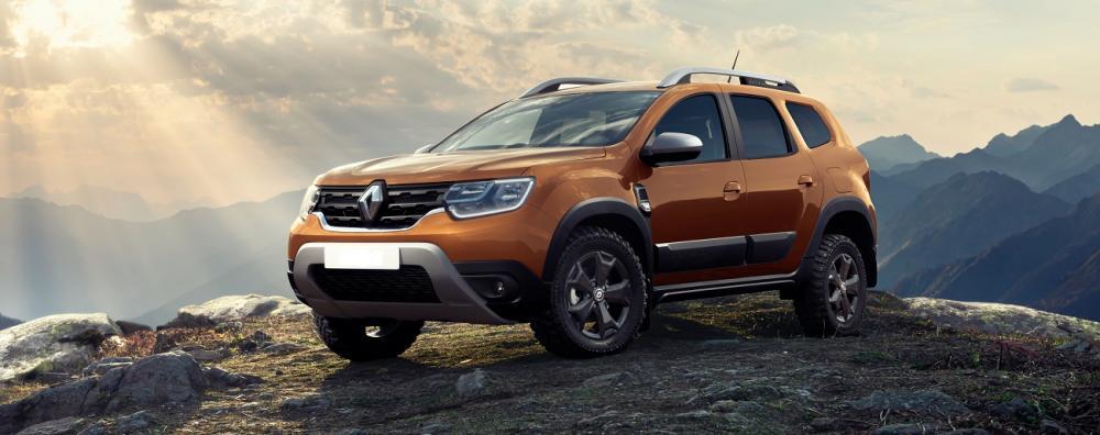 Рестайлинг Renault Duster 2021