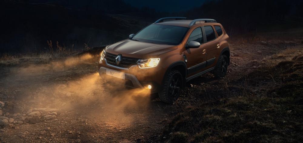 Renault Duster 2 2021