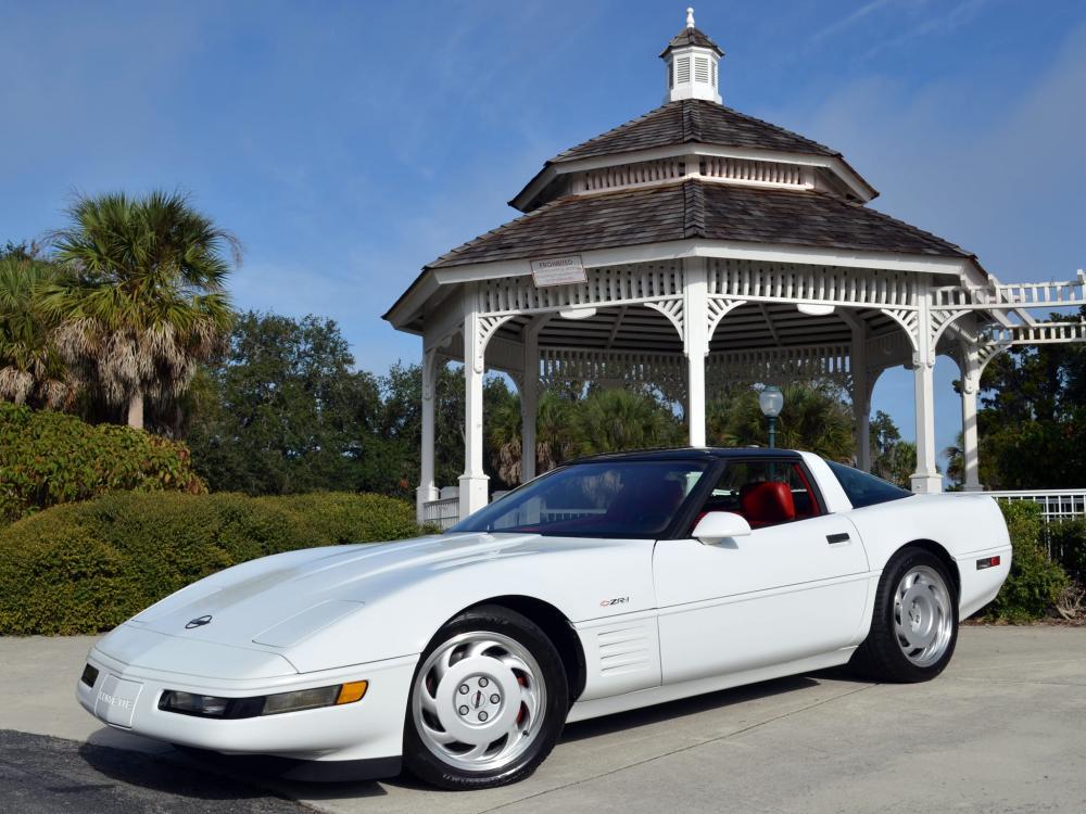 фото Chevrolet Corvette C4
