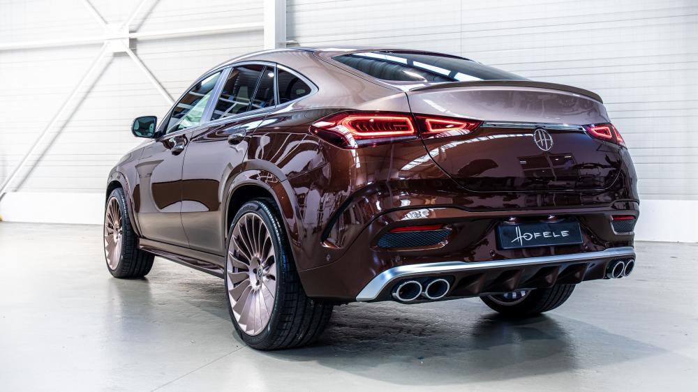 экстерьер Ultimate HGLE Coupe