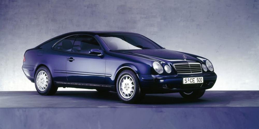 Mercedes-Benz Coupe Studie 1993