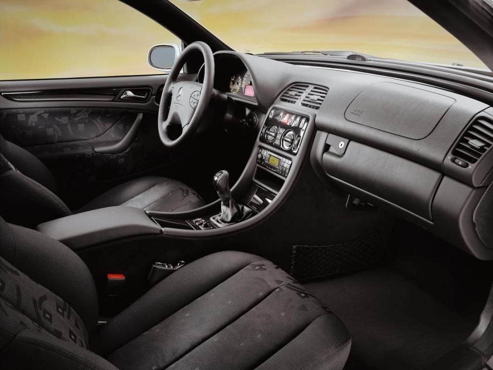 Mercedes-Benz CLK 230 kompressor