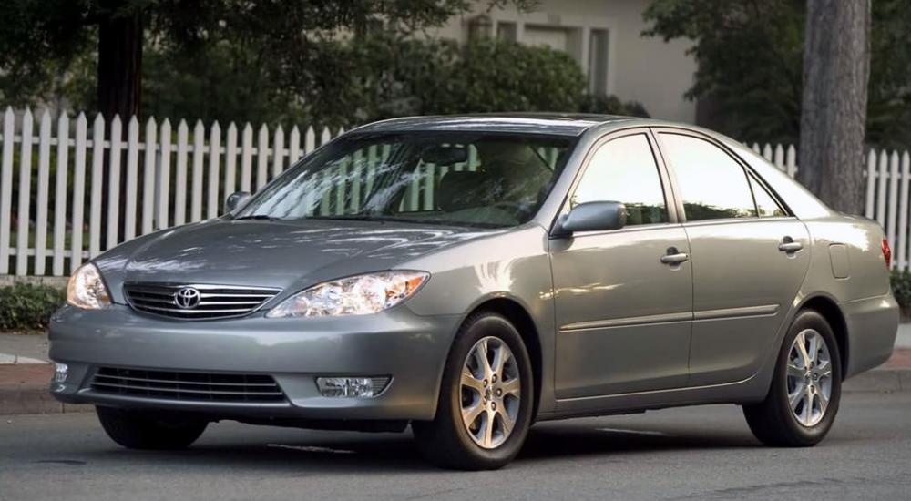 Toyota Camry пятого поколения