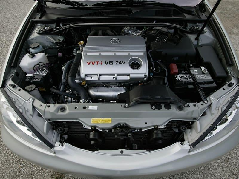 Двигатель Toyota Camry пятого поколения