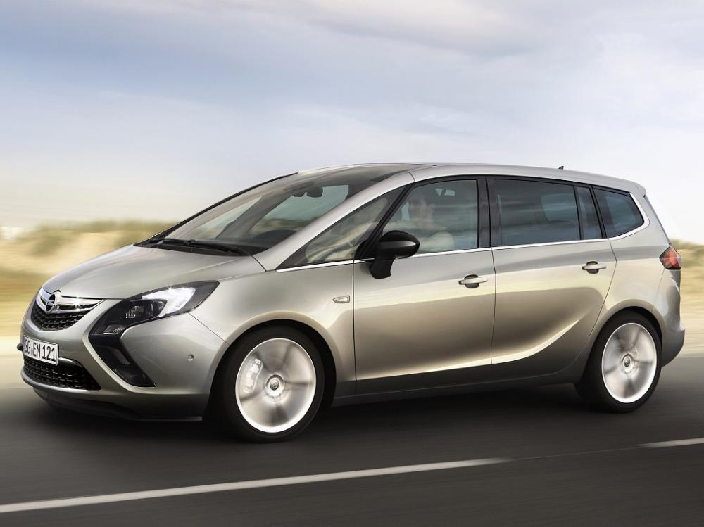 Opel Zafira Tourer 2011 - 2016