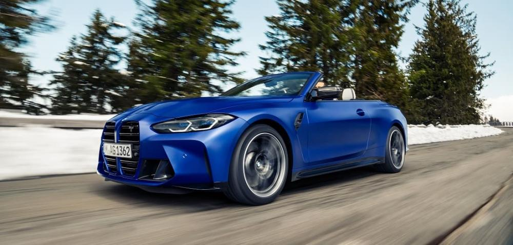BMW M4 Competition новый
