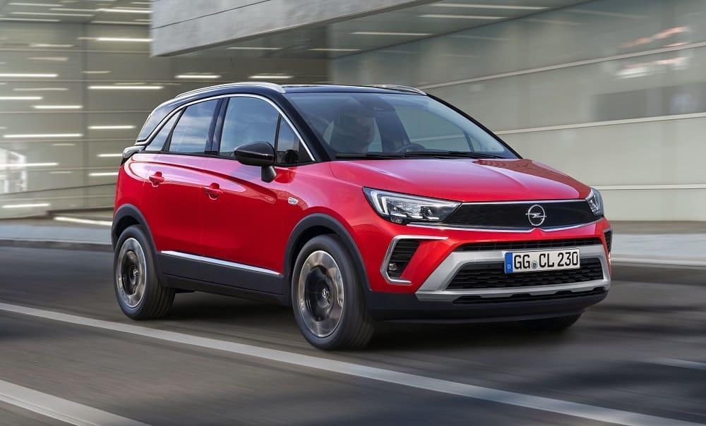 New Opel Crossland