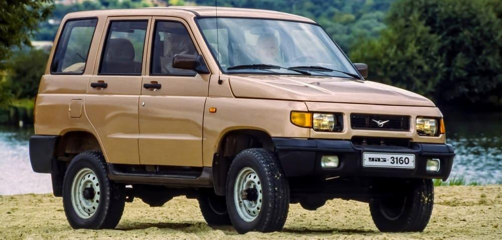 УАЗовская модель 3160