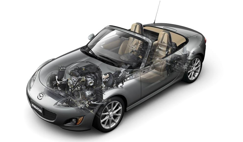 Mazda MX-5 Miata 2010–12