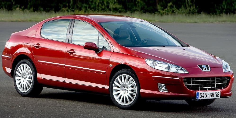 машина до 400000 рублей Peugeot 407