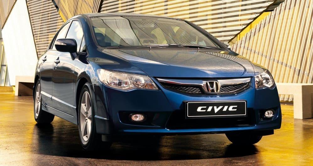 Honda Civic VIII до 400000 руб.
