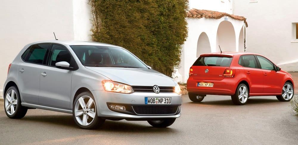Volkswagen Polo до 400000