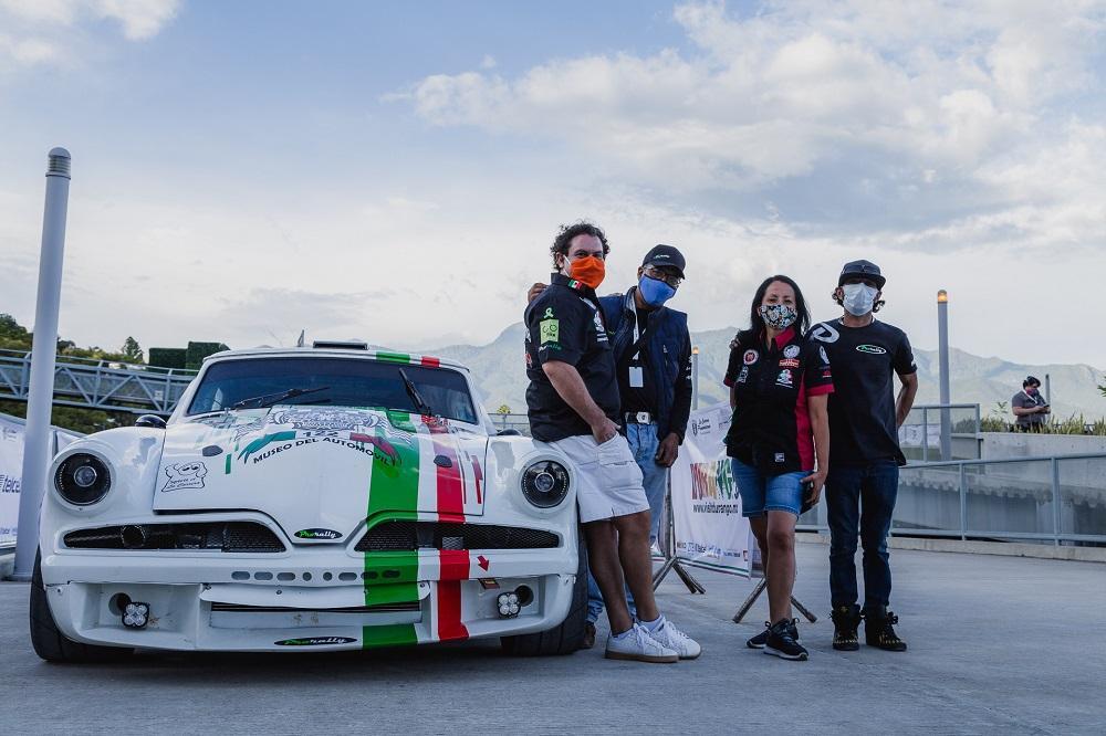 соревнования La Carrera Panamericana