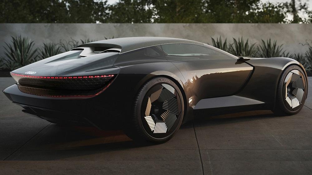 фото Audi Skysphere Concept