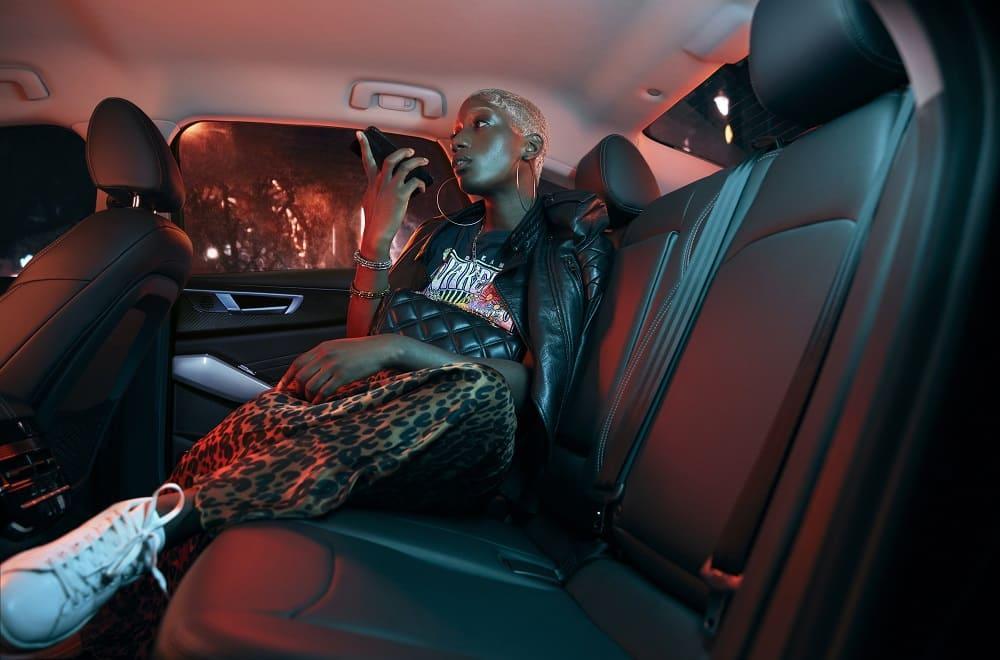 пассажирское сиденье Renault Mobilize Limo