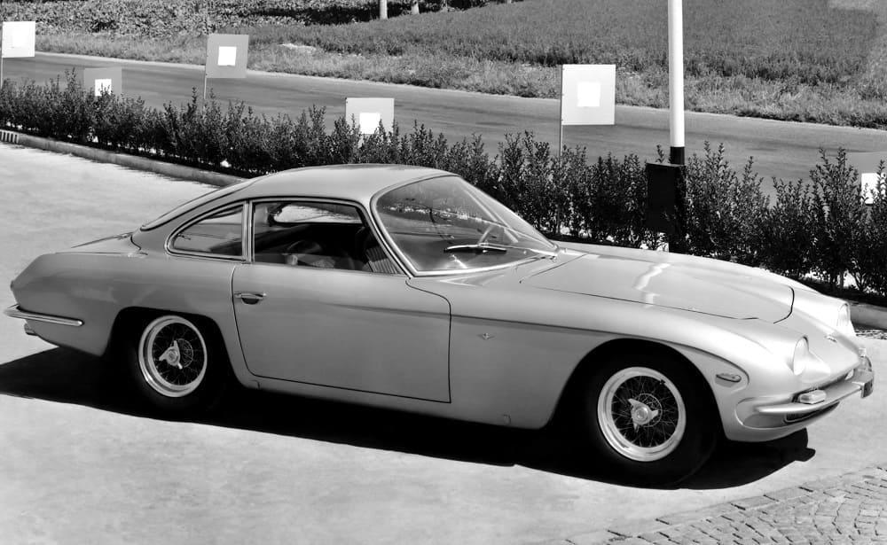 Lamborghini 350 GT 1964 год