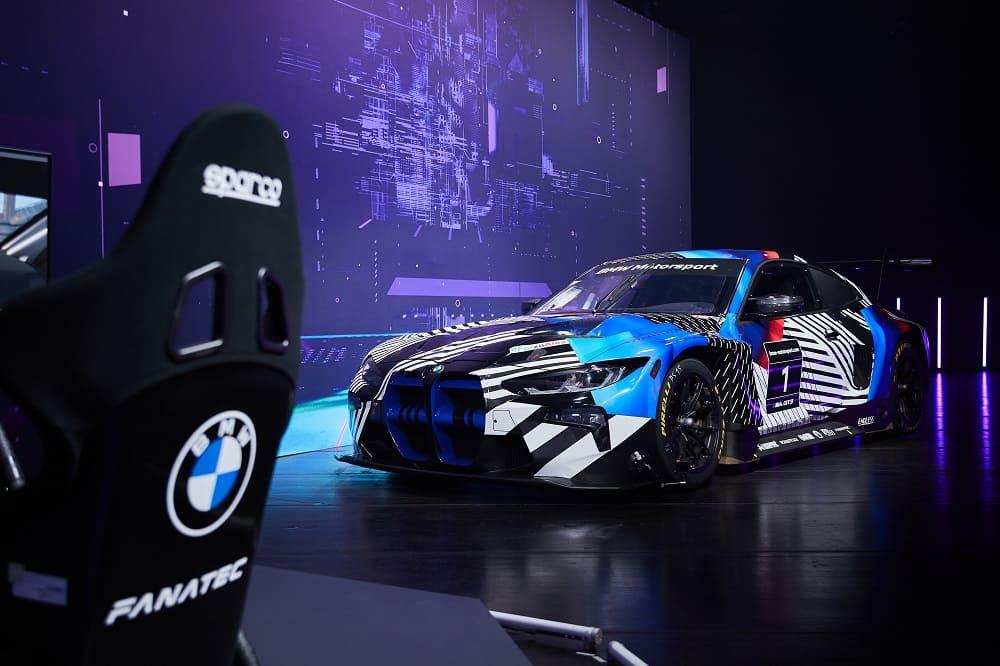 фото BMW M4 GT3