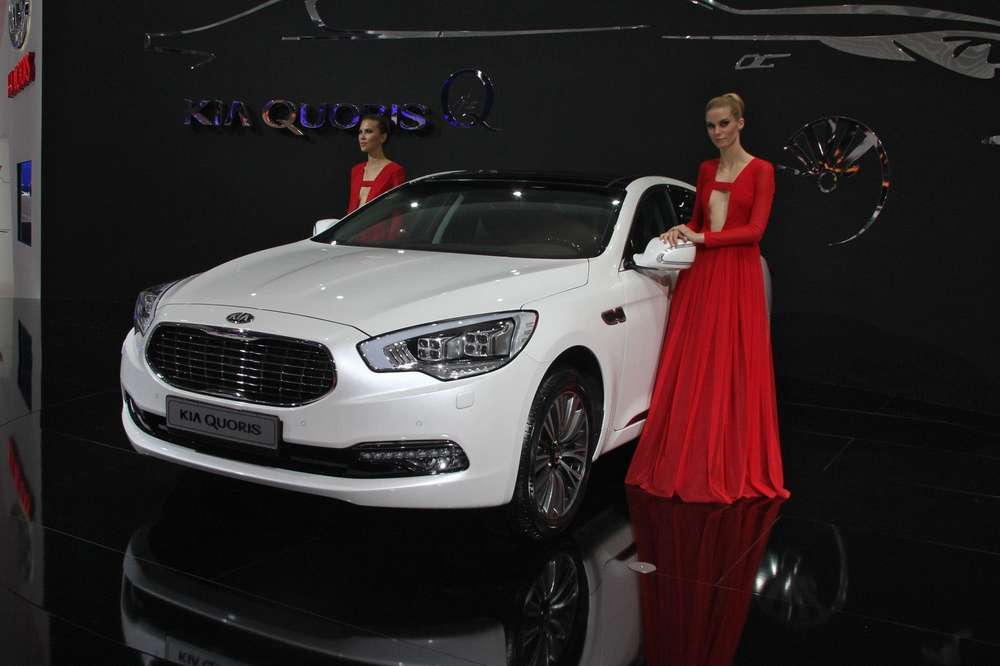 Автосалон в москве 2014 киа автоломбарды спб авто в продаже
