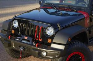2014 Jeep Wrangler Red Level Concept