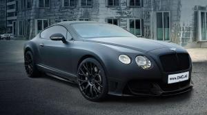 Bentley Continental GT DURO China Edition by DMC
